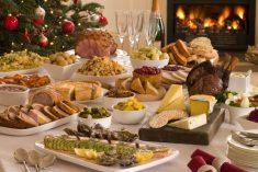 La gaspillage alimentaire à Noël